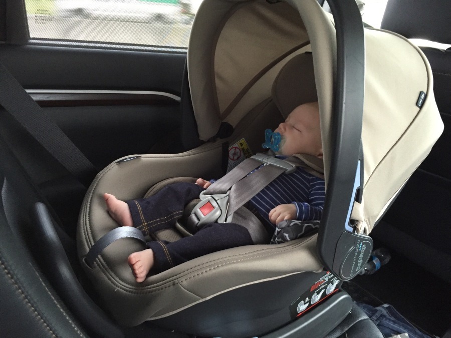 Car Seat Review Peg P 233 Rego 4 35 Babies N Brews