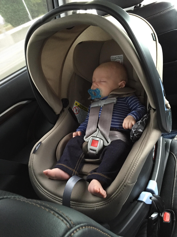 Car Seat Review Peg P 233 Rego 4 35