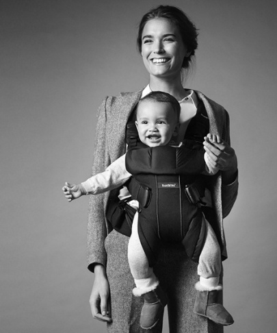 Baby Bjorn One *Photo taken from Google